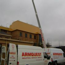 plant installation in lancashire, crane hire in manchester, export packing in the north west, crane hire in manchester